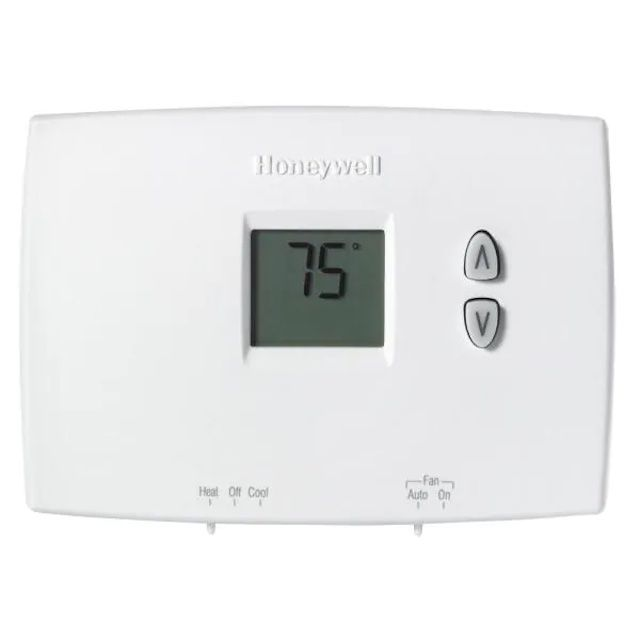 Non-Programmable Thermostat with Digital Display