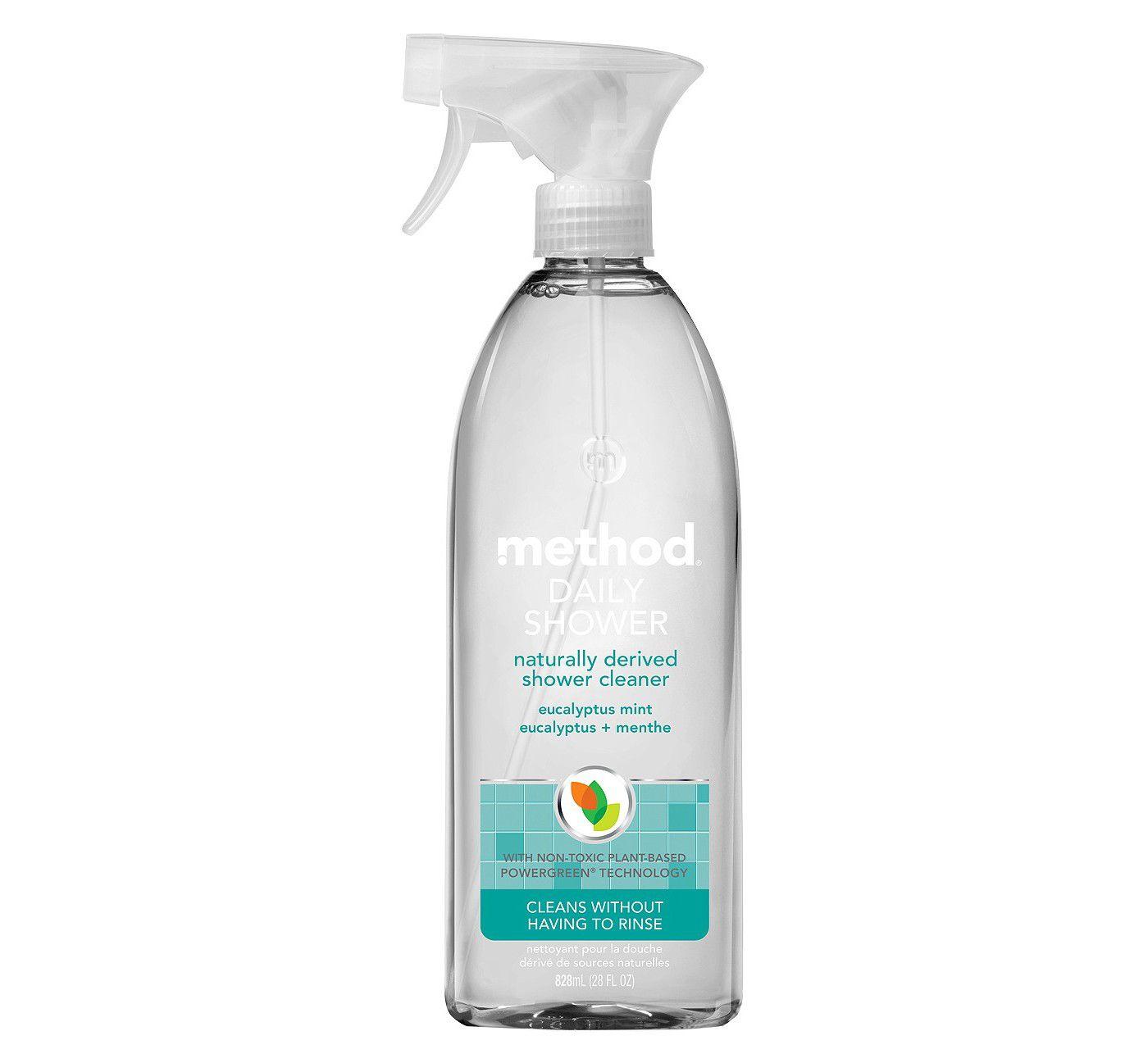 Method Eucalyptus Mint Daily Shower Cleaner Spray