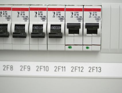 Visual Guide to an Electrical Service Panel