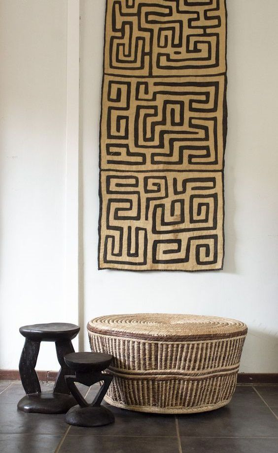 Design Geek: Behind The Beautiful Kuba Cloth Tradition Of Central Africa