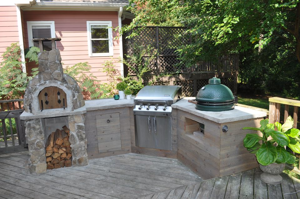 Diy outdoor kitchen ideas - 10x10 kitchen designs with island ...