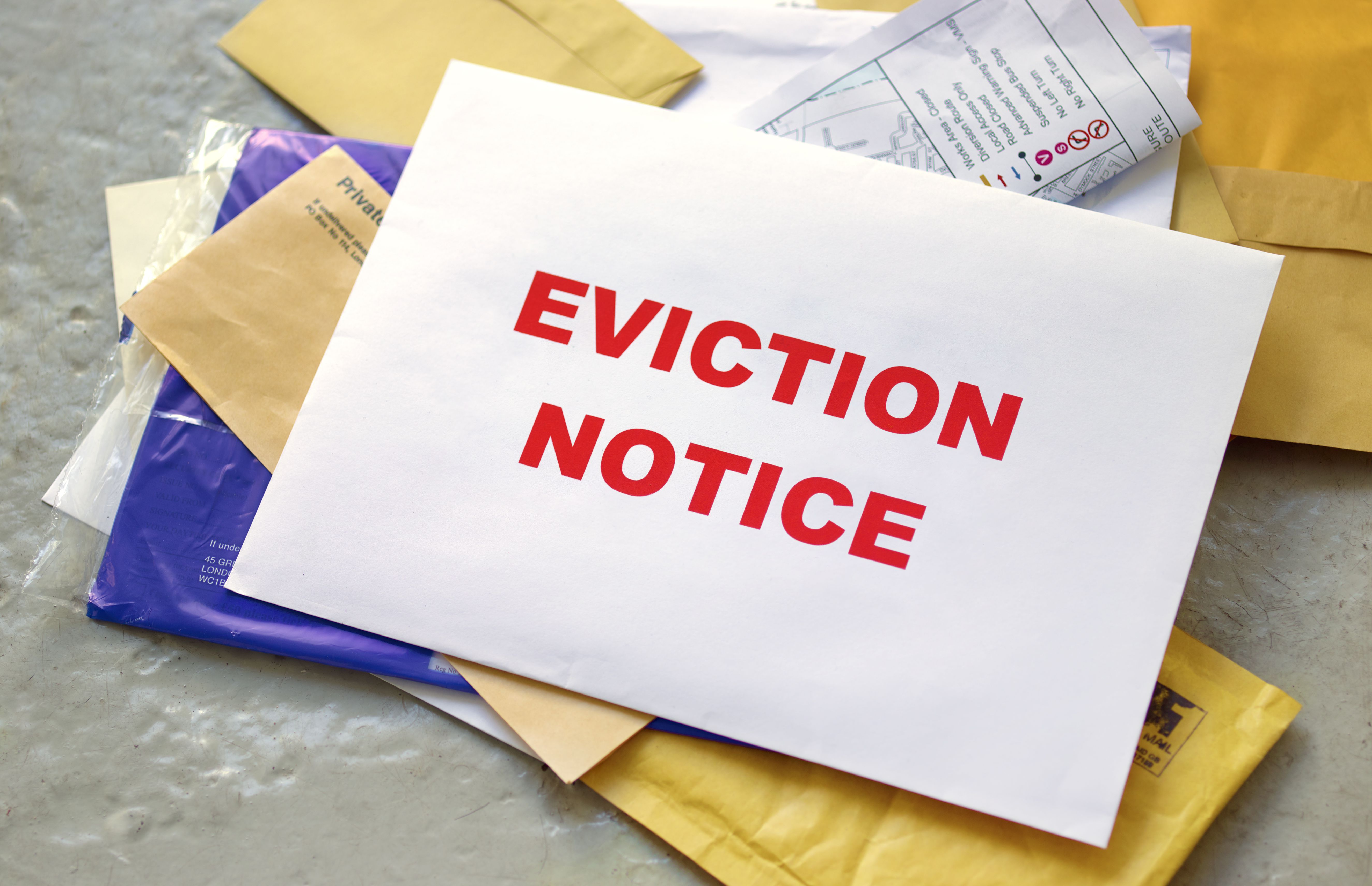 don't let your landlord perform a self-help eviction