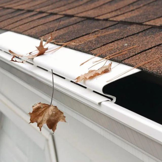 Amerimax Solid Gutter Cover
