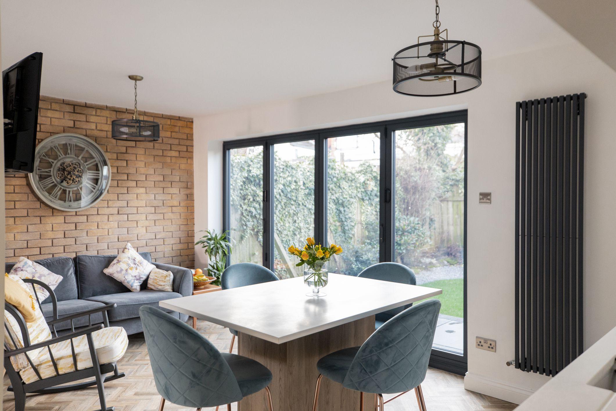 Alternative Dining Room Chair Fabric Ideas