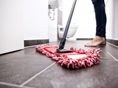 How To Clean And Care For A Laminate Floor