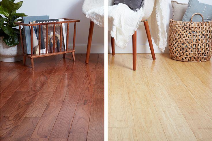 Bamboo And Wood Flooring, Bamboo Flooring Vs Laminate