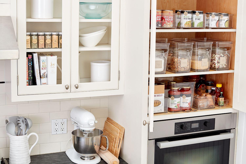 7 Ways To Organize Your Kitchen Pantry