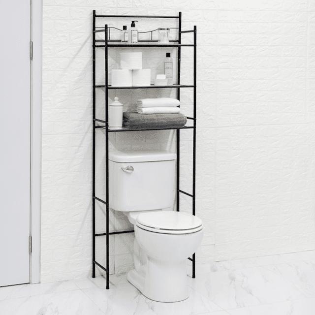 The Toilet Storage Units, Bathroom Storage Behind Toilet