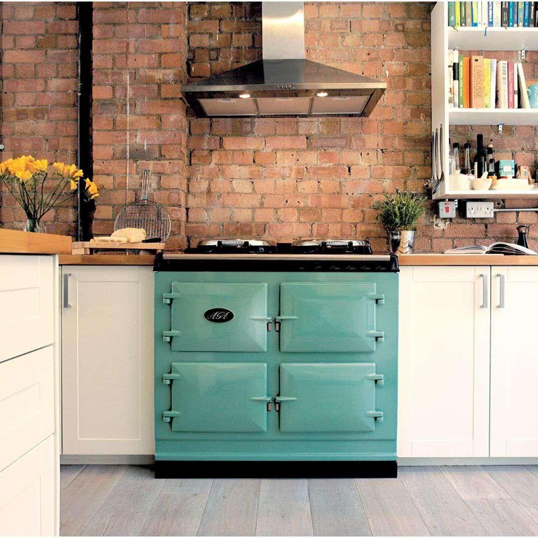 Green range cooker