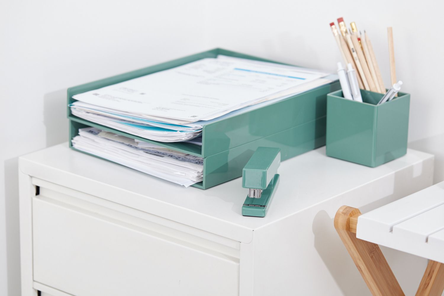 trays for storing paper