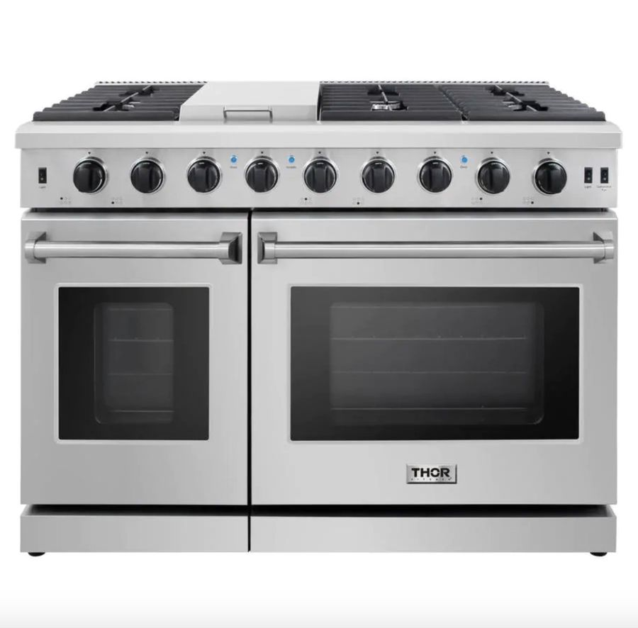 The 8 Best Gas Ranges Of 2021