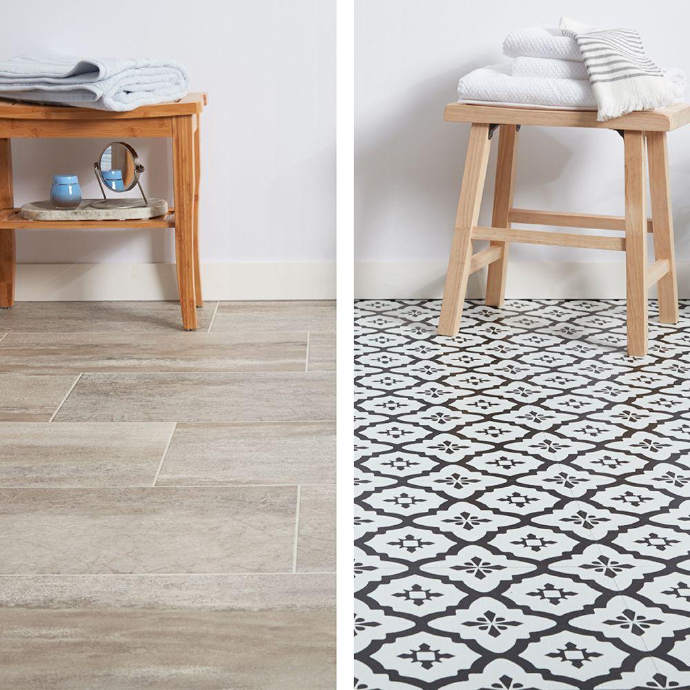 Sheet Vinyl Vs Tile Flooring