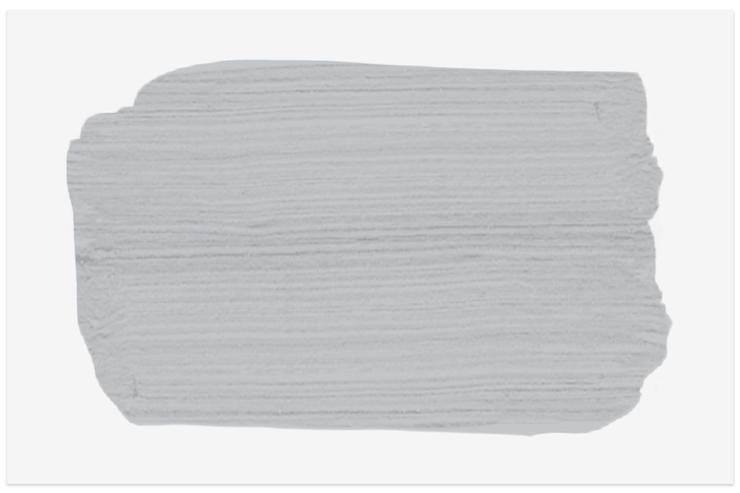 Glacier Gray paint swatch from Pantone