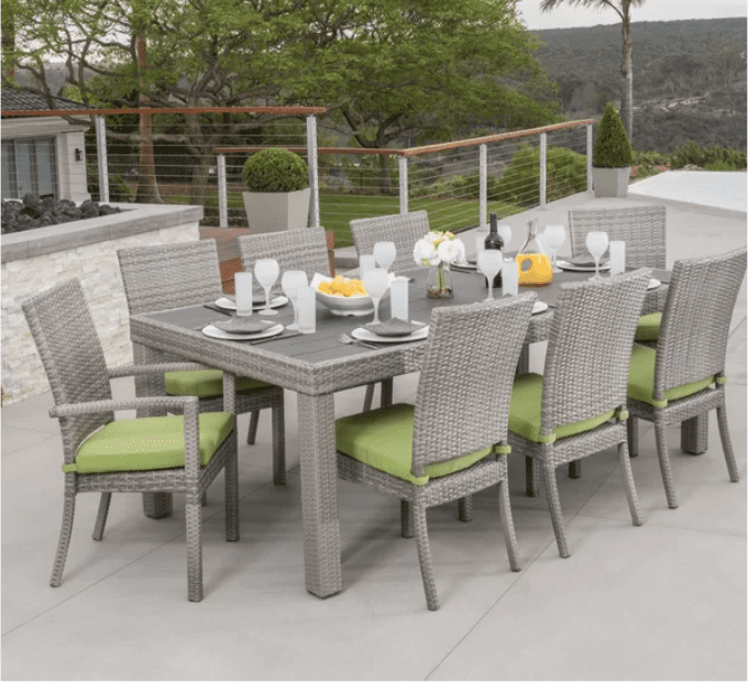 Tremendous 9 Best Patio Dining Sets For 2019 Home Interior And Landscaping Fragforummapetitesourisinfo