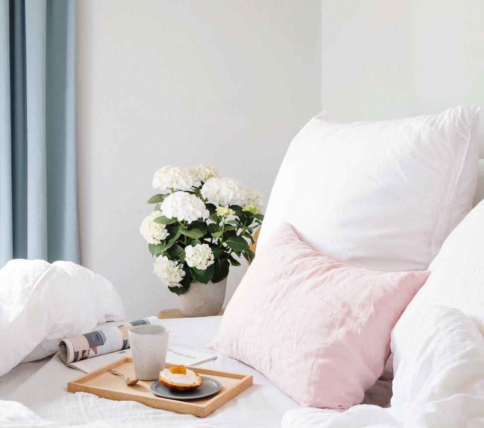 The 7 Best Linen Bedding Of 2019