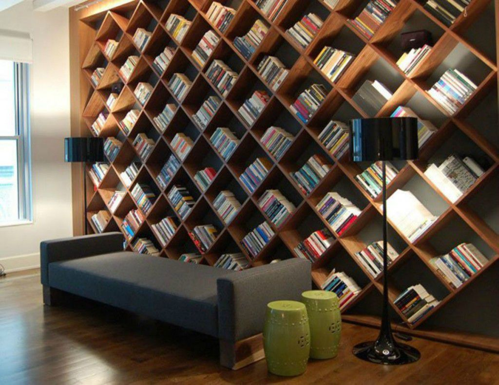 24 Stunning Home Library Design Ideas