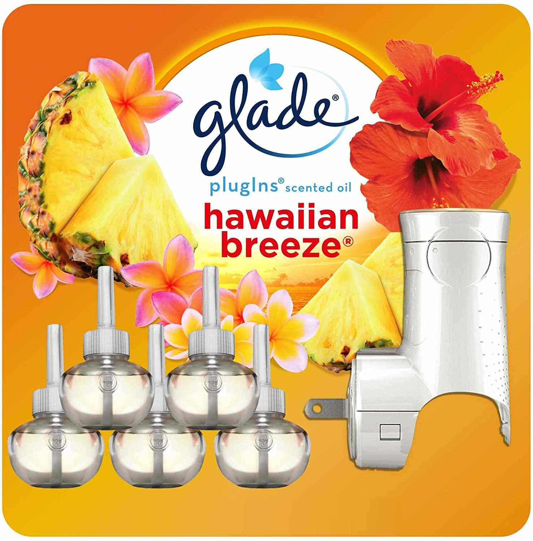 Glade PlugIns Air Freshener Start Kit