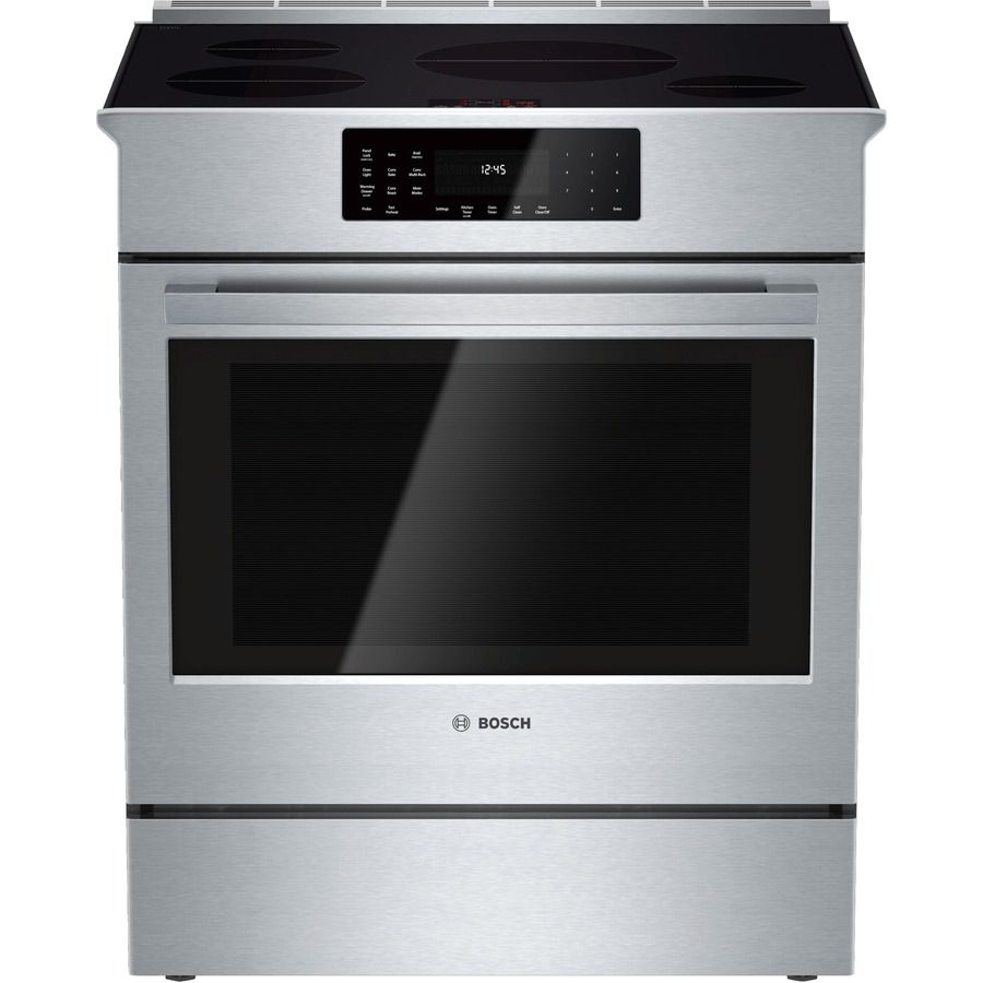 The 6 Best Induction Ranges To Buy In 2018 Wiring Electric Oven And Hob High End Bosch 800 Series 46 Cu Ft Slide Range