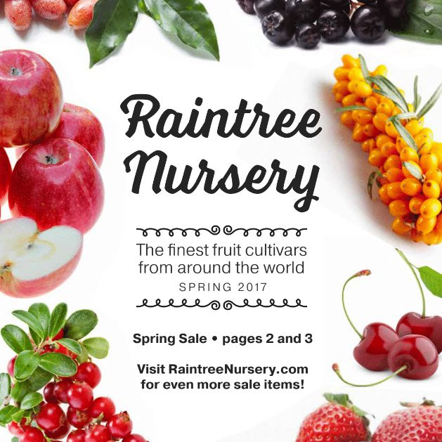 Raintree Nursery Plant Catalog