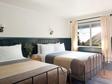 48 Modern Rustic Bedroom Decorating Ideas Inspiration Rustic Bedroom Design