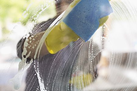 best thing to clean windows squeegee ways to clean outside windows before winter