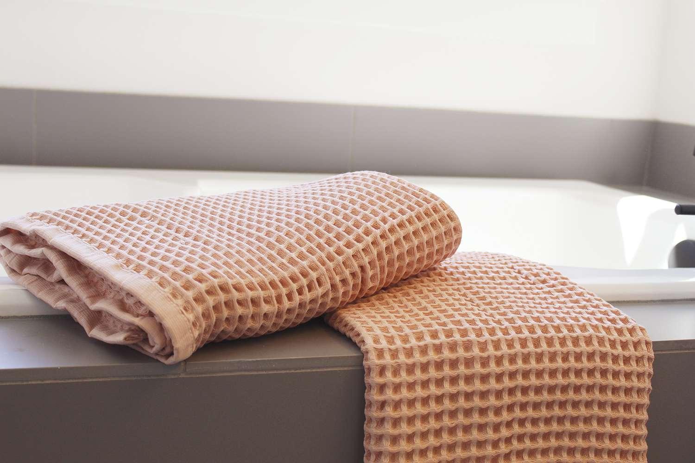 Casaluna Waffle Bath Towel