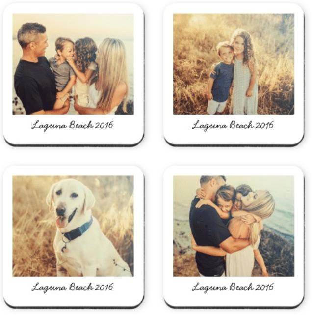 Retro Frame Coasters