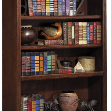 The 8 Best Bookcases Of 2019