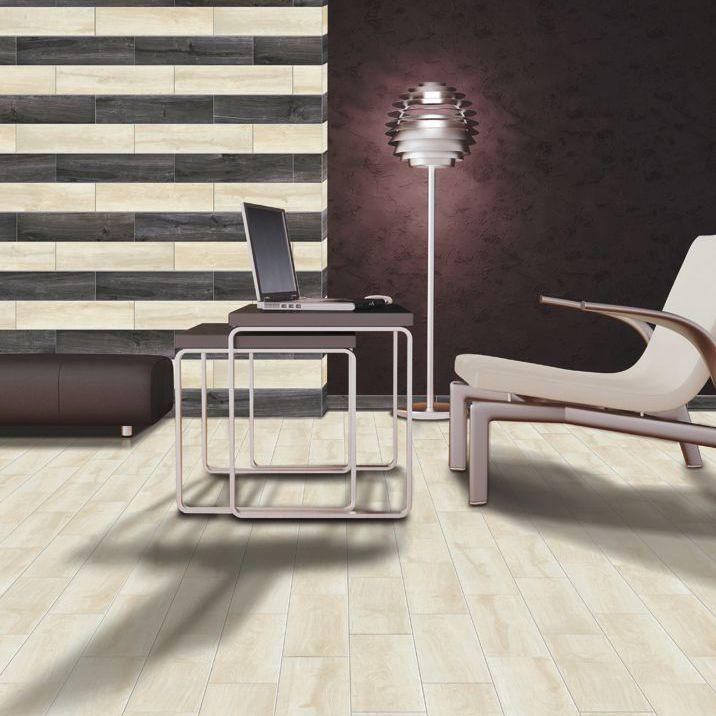White Birch Ceramic Tile from Florim USA