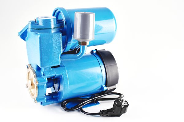 Water Well Pump and Pressure Switch