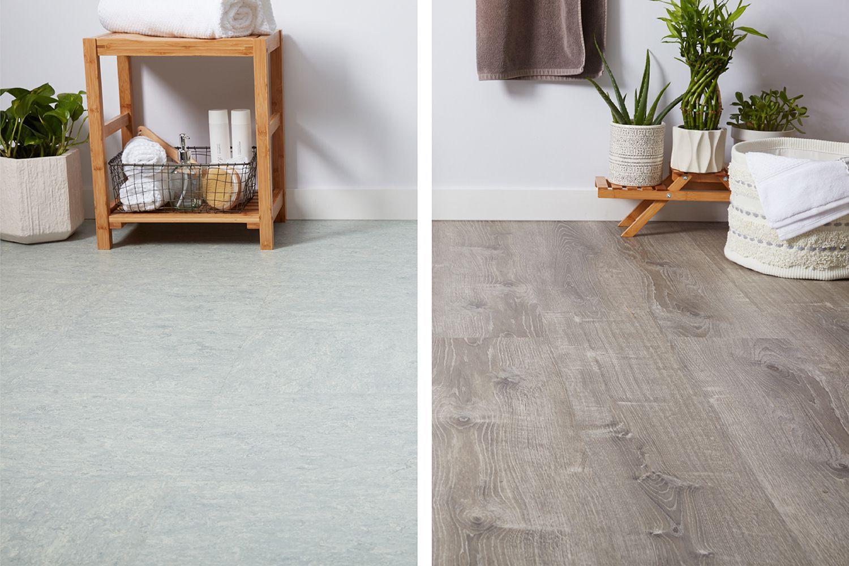 Vinyl Vs Linoleum Flooring What S The, Linoleum Laminate Flooring