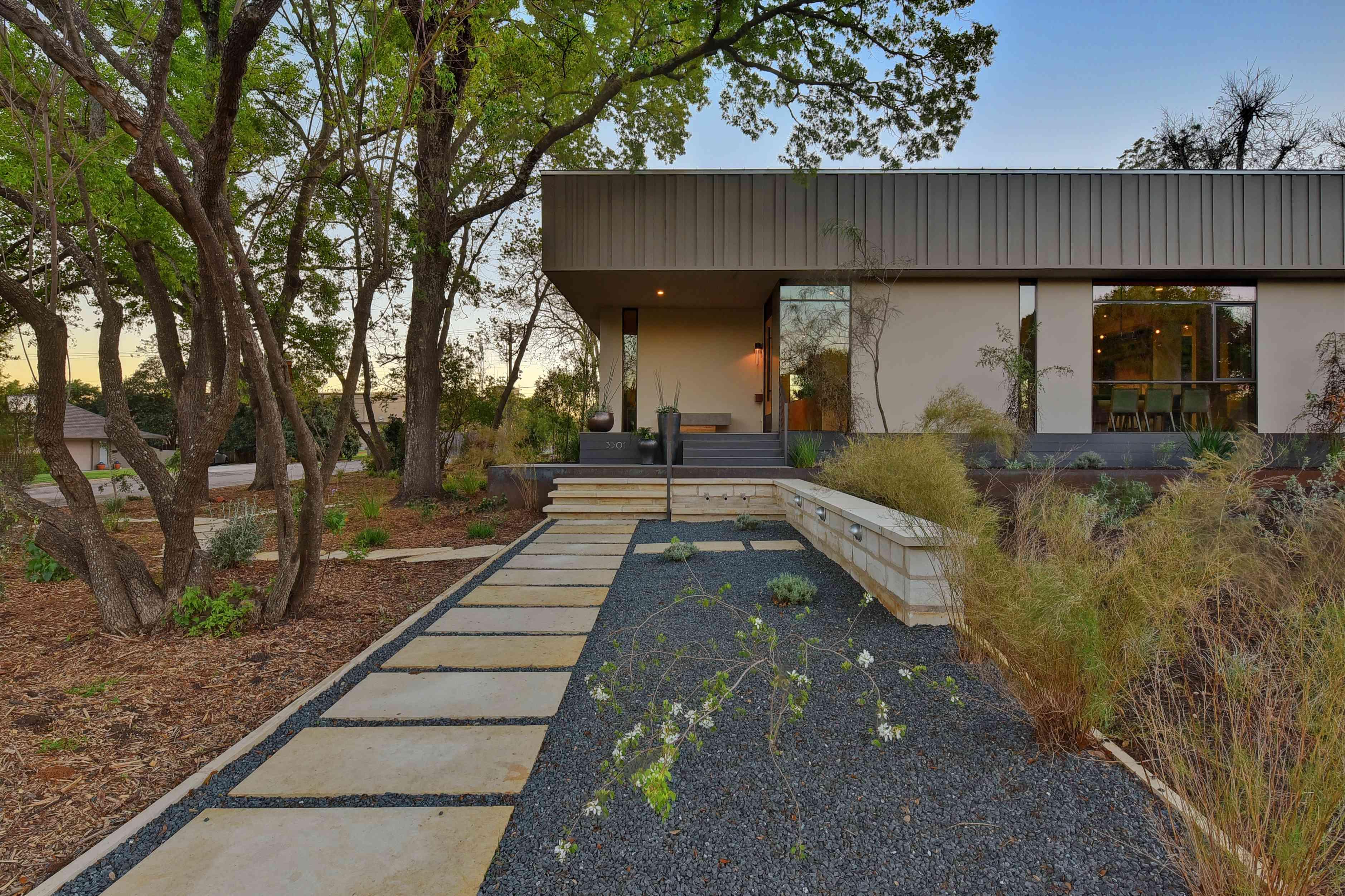 The WELL home of designer Laura Britt, in Austin, TX, for Designer Digs