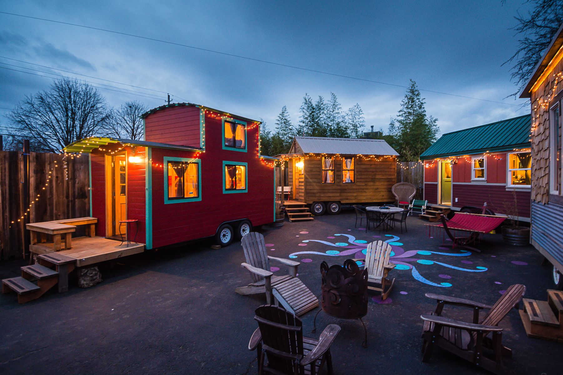The Caravan Is A One Of A Kind Boutique Hotel
