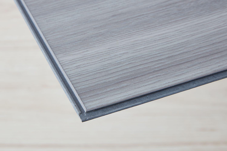 Luxury vinyl flooring detail