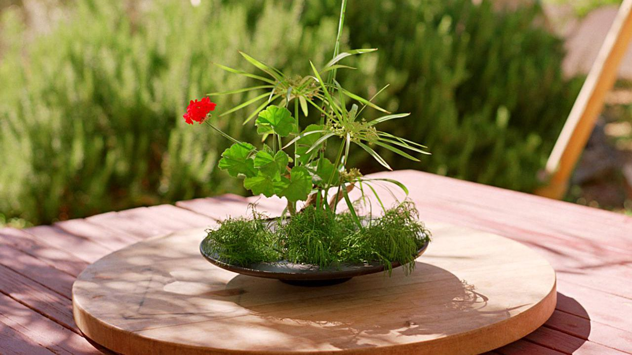 What Is The Japanese Art Of Ikebana