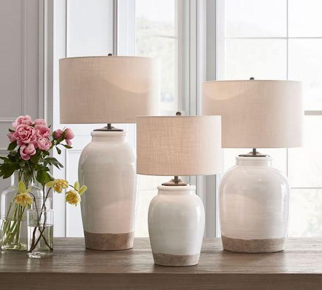 Miller Ceramic Table Lamp