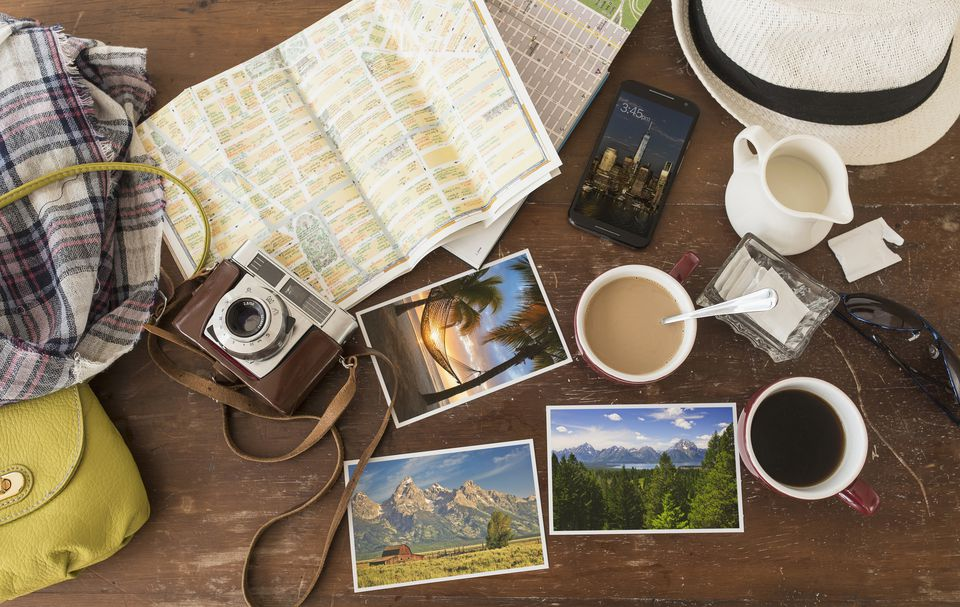 Create a Travel Itinerary
