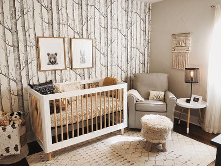 woodland theme decor ideas get the look at home.htm 21 rustic woodland themed nurseries  21 rustic woodland themed nurseries