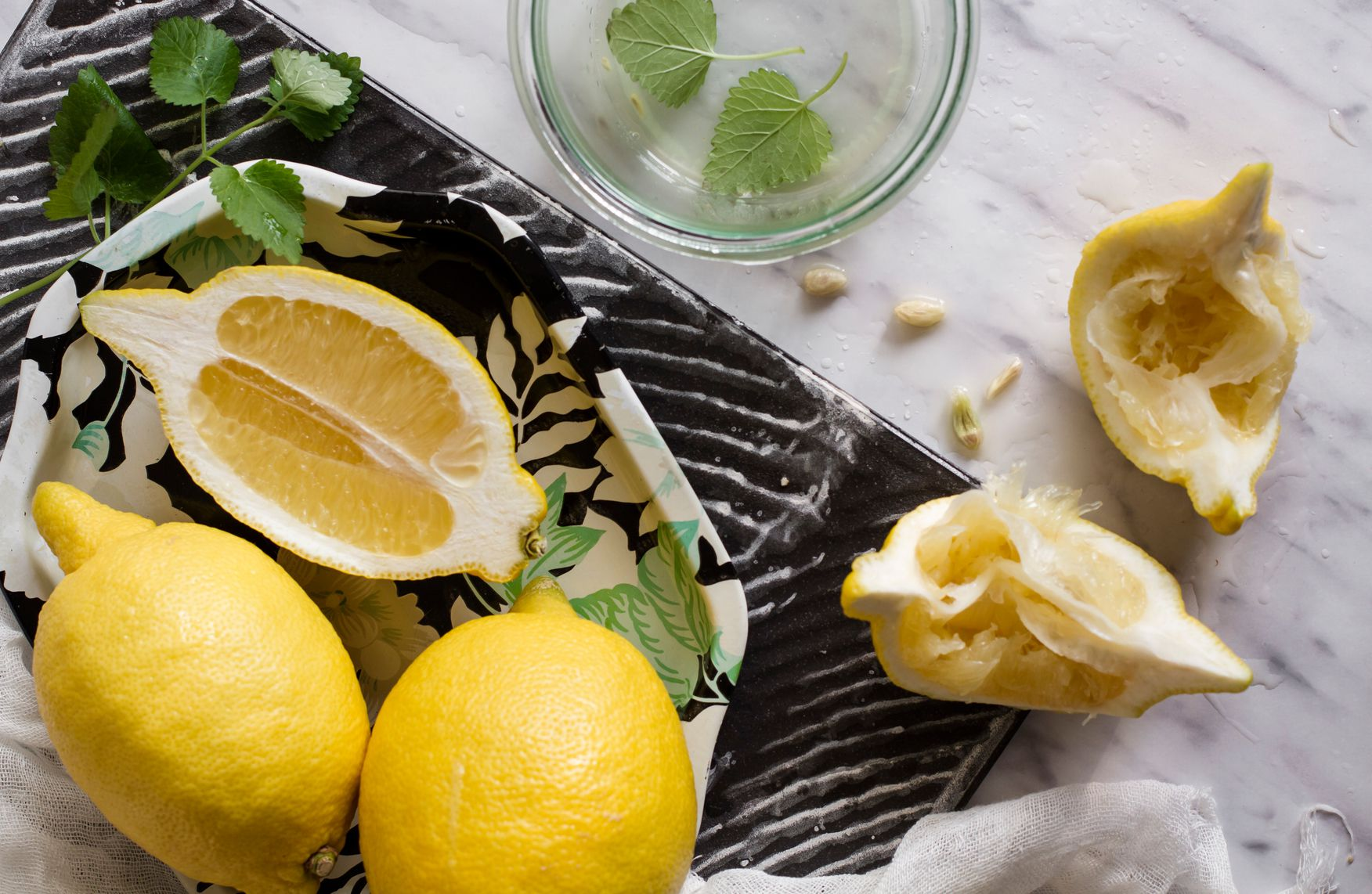 Diy Citrus And Herb Sprays For A Cleaner Greener Home