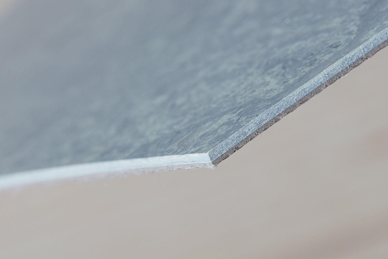 Linoleum floor detail