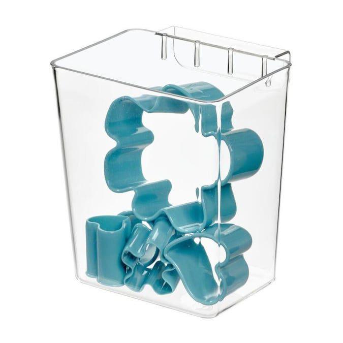 5 x 4.96-Inch Plastic Multi-Use Insert Drawer Organizer