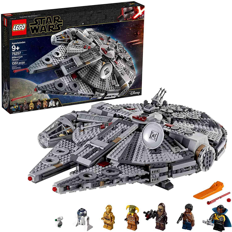 LEGO Star Wars: The Rise of Skywalker Millennium Falcon 752