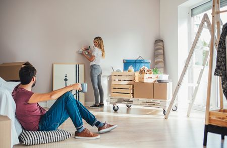 10 unexpected places to decorate your home with indoor.htm 10 budget friendly ways to save money at the paint store  10 budget friendly ways to save money