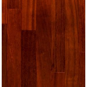 image brazilian cherry handscraped hardwood flooring. jasson brazilian cherry royale 3/4 in. solid hardwood flooring image handscraped d