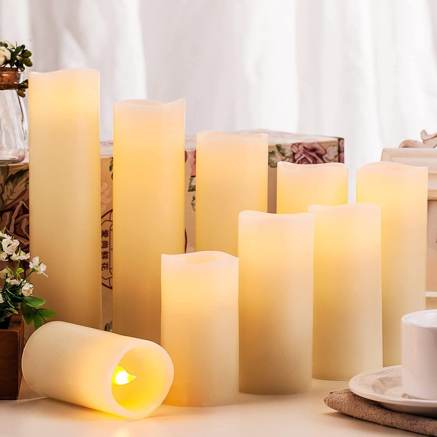 The 8 Best Flameless Candles Of 2021