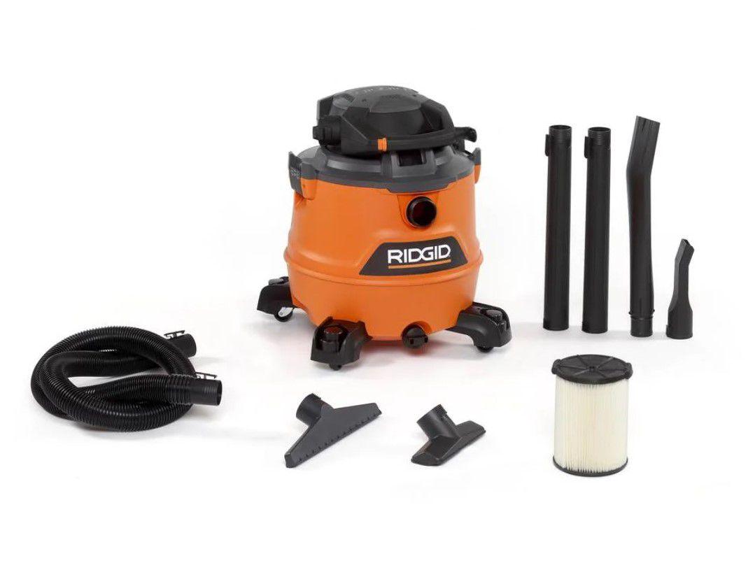 Ridgid 16 Gal. 6.5-Peak HP NXT Wet/Dry Shop Vacuum