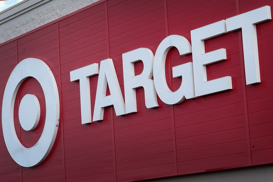 Target store front