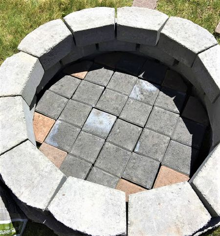 Simple Diy Fire Pit