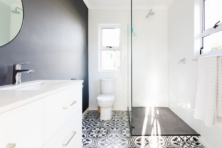 Best Flooring For Bathrooms, What Is The Best Vinyl Flooring For Bathrooms