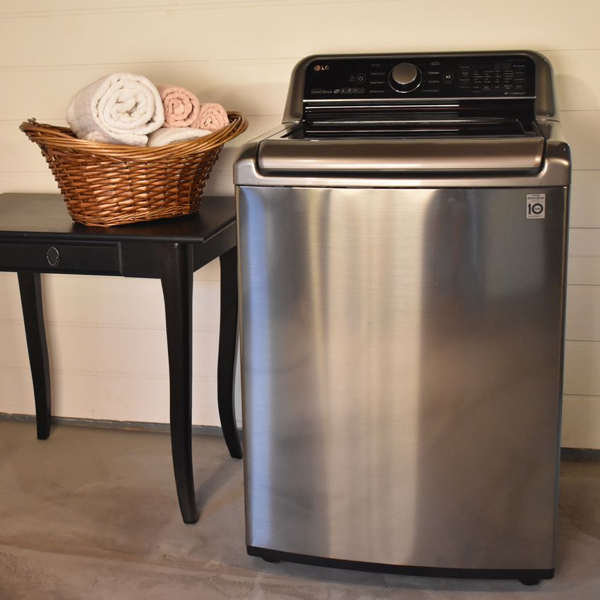 LG WT7300C Top Load Washer